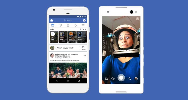 Facebook stories - can it save Facebook?